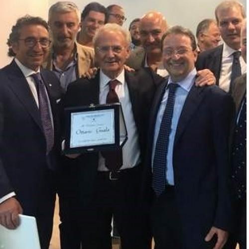 OTTAVIO GUALA NOMINATO PRESIDENTE ONORARIO DI FEDAGROMERCATI