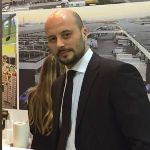 Nella foto il Presidente dei grossisti di Padova, Luca Brusadelli