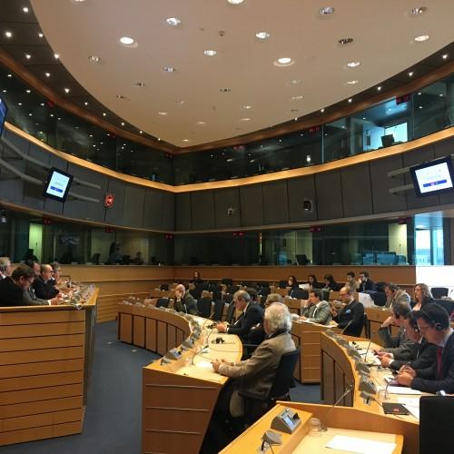PRESENTATO A BRUXELLES IL MANIFESTO DEI GROSSISTI ORTOFRUTTICOLI EUROPEI