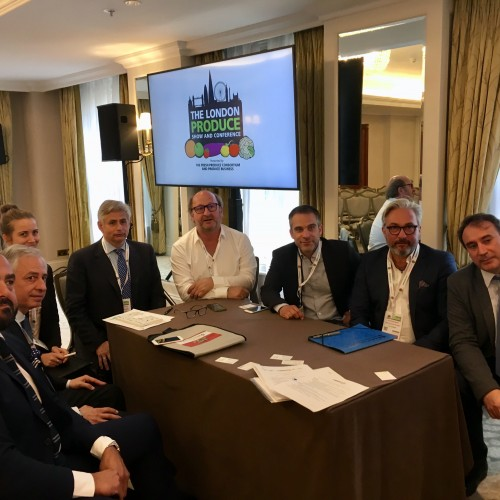 FEDAGRO ALL'ASSEMBLEA ANNUALE DI FRESHFEL: I GROSSISTI TROVANO UNA CASA IN EUROPA