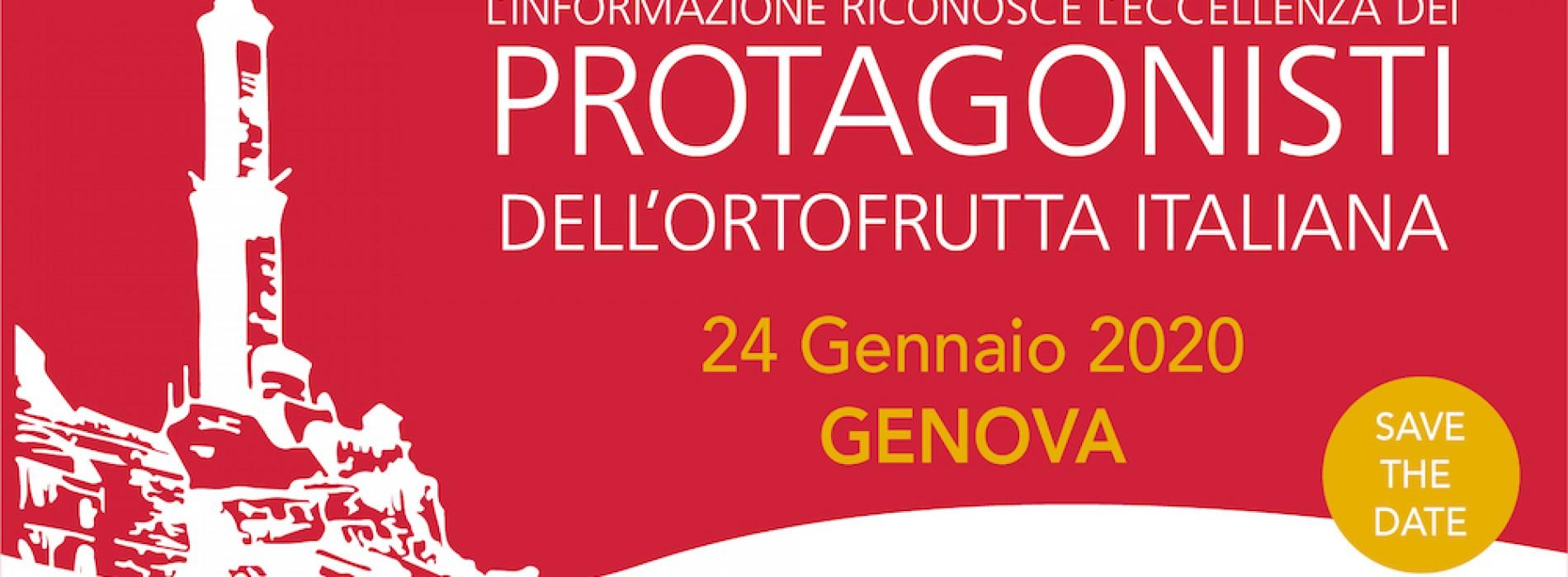 PROTAGONISTI DELL'ORTOFRUTTA A GENOVA, FEDAGRO PARTNER